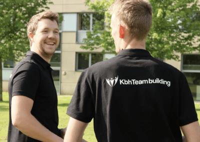 Basis Teambuilding – Standard Pakke